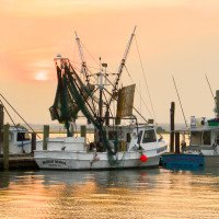 The maritime heritage of Carteret County is all around us.  (Photo by Carolyn Temple, Coastal Image Photography)